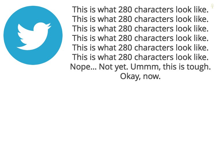 Twitter-280-characters