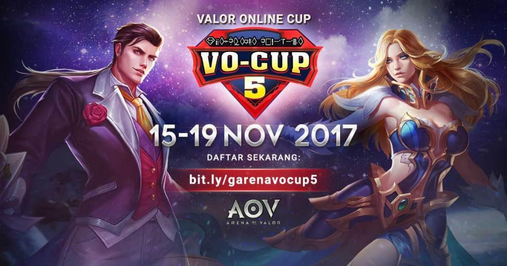 VO Cup 5