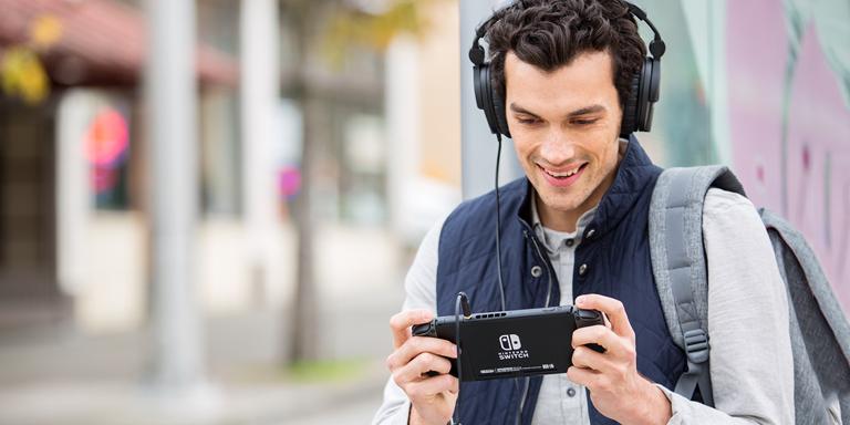 hulu-Nintendo Switch