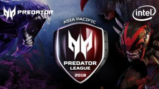 Event APAC Predator League 2018