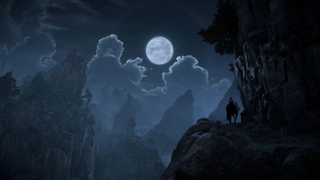 Dunia Shadow of the Colossus PS4