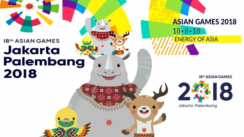 6 Game Esports Akan Hadir di Asian Games 2018!