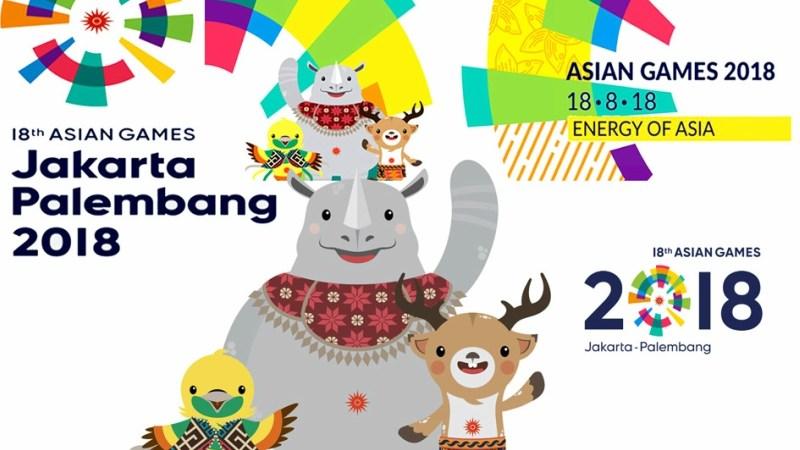 6 Game Ini Ramaikan Esports Asian Games 2018