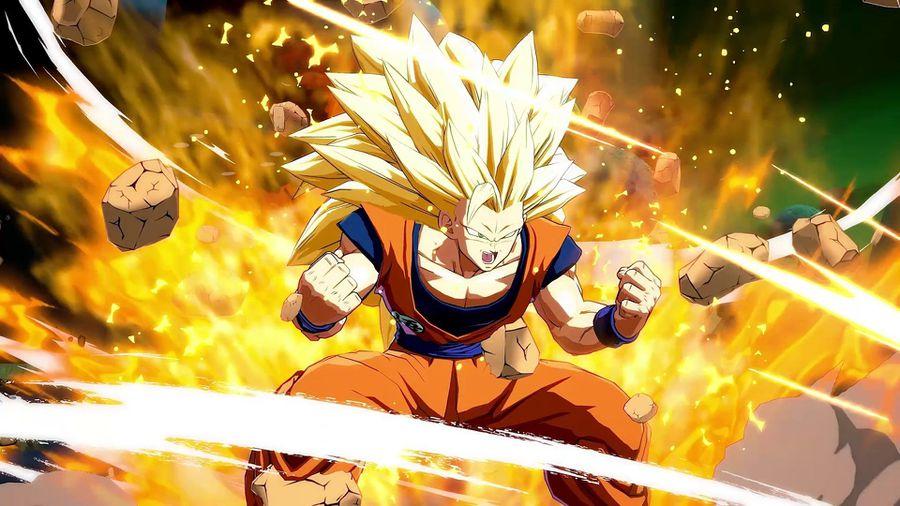 Son Goku Super Saiyan 3
