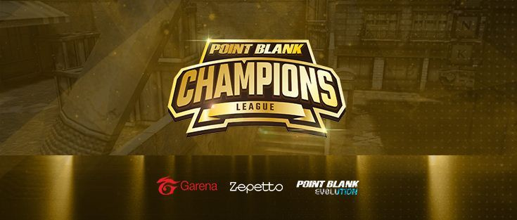 Point Blank Champions League 2018 Hadir, Ramaikan!