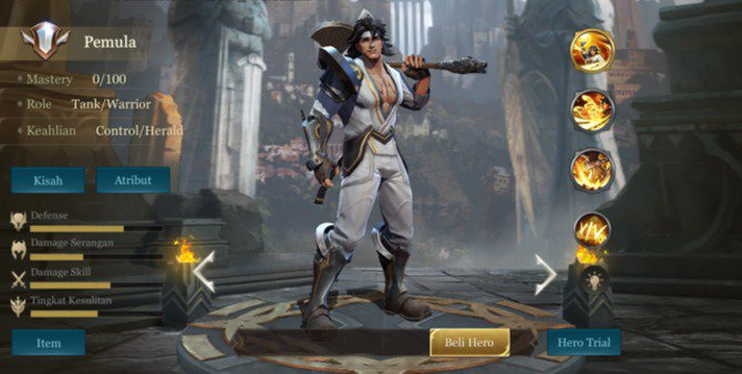 Wiro Sableng Arena of Valor