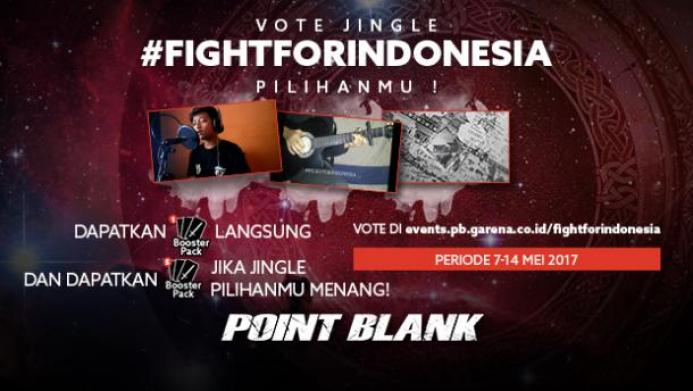 Finalis PB Fight For Indonesia