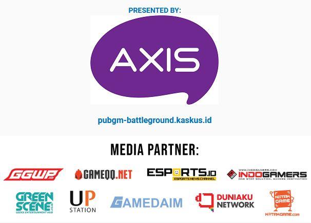 Sponsor dan Media Partner