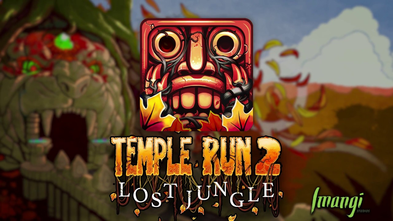 Game Offline Android Temple Run 2