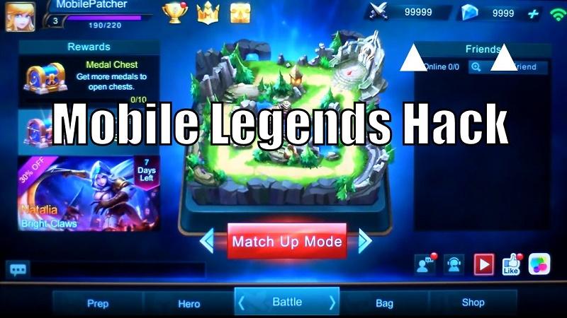11 Cheat Mobile Legends (ML) Terbaru di 2020, Script Hack GG