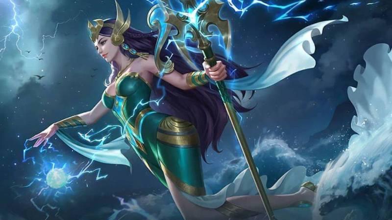 Kadita Mobile Legends, Sang Penguasa Lautan!
