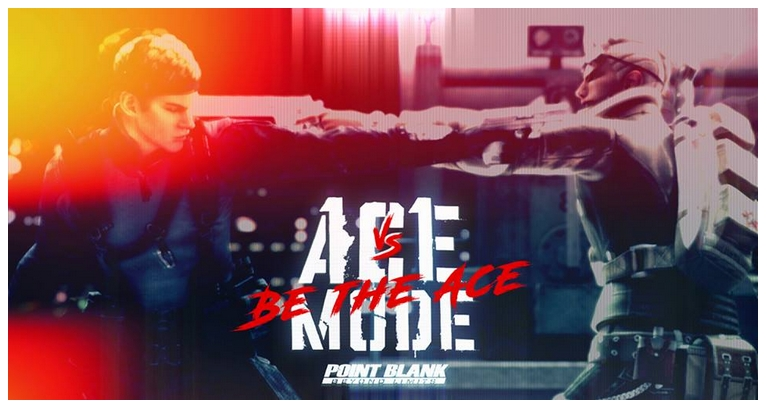 Point Blank Zepetto Ace Mode