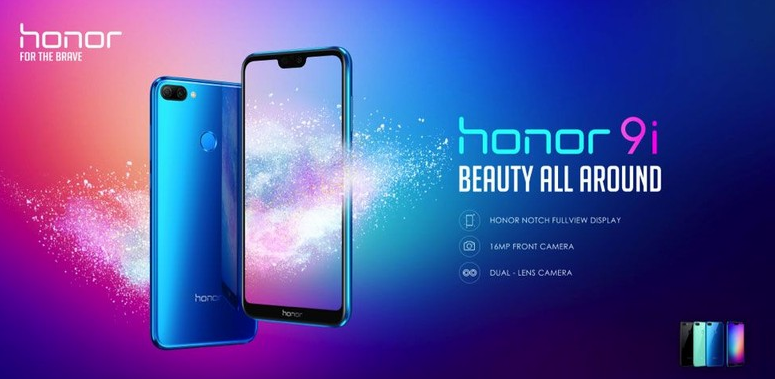 Hp Gaming Murah Honor 9i