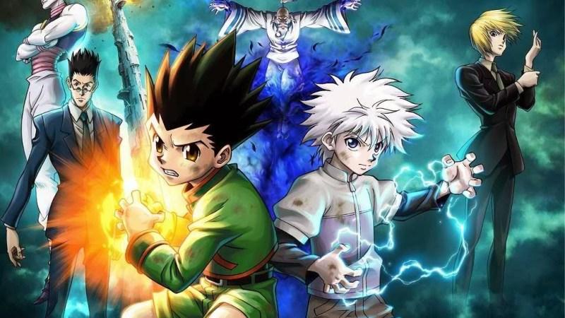 10 Karakter Utama Hunter x Hunter dan Sinopsisnya