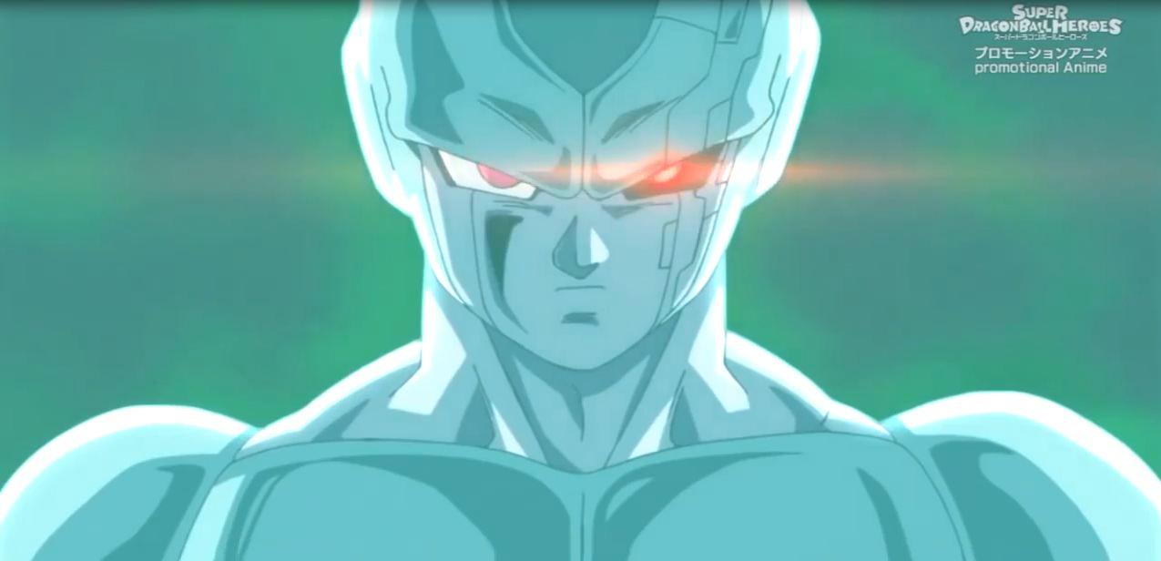 Anak Buah Fu pada Dragon Ball Heroes Episode 11