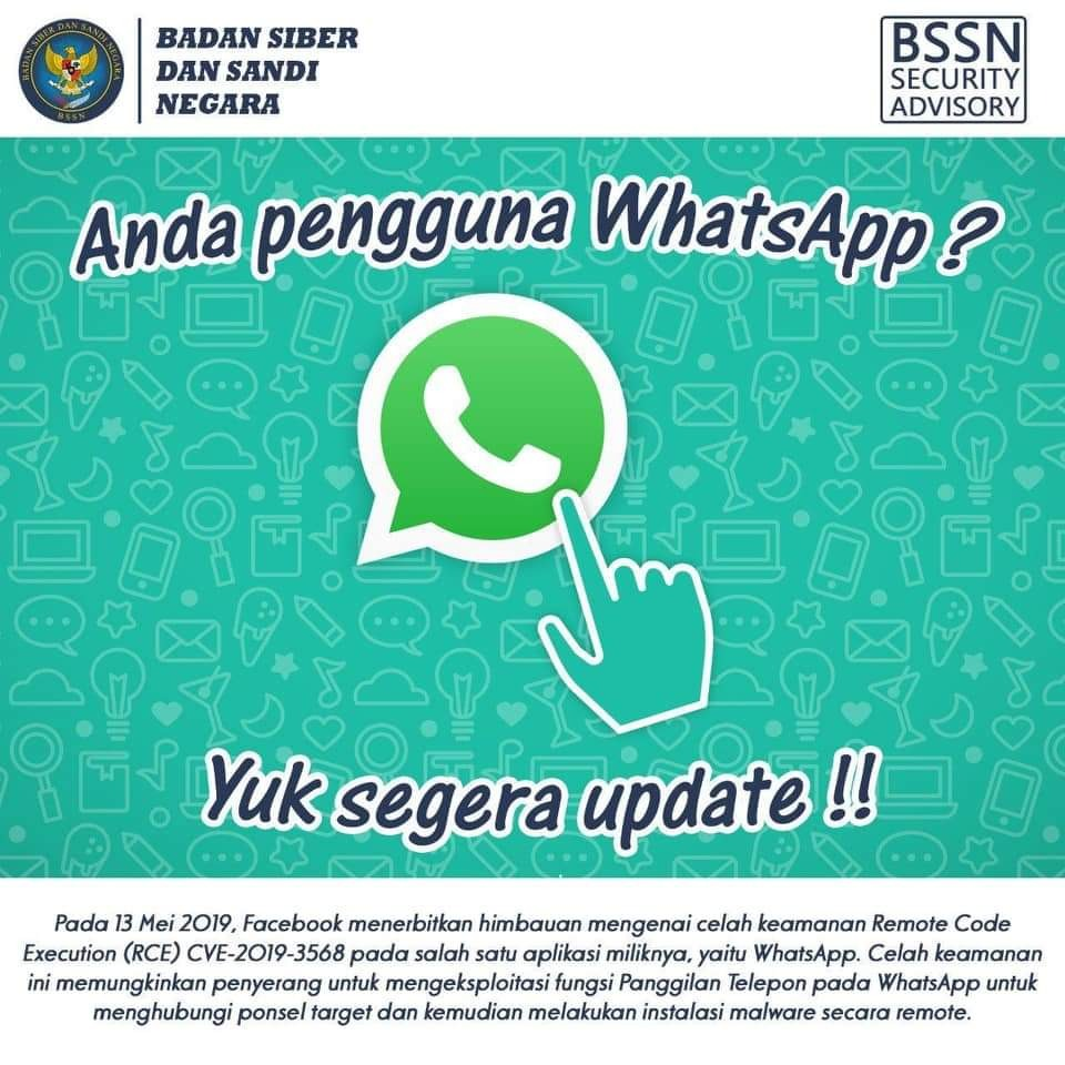 Update Whatsapp spyware Israel