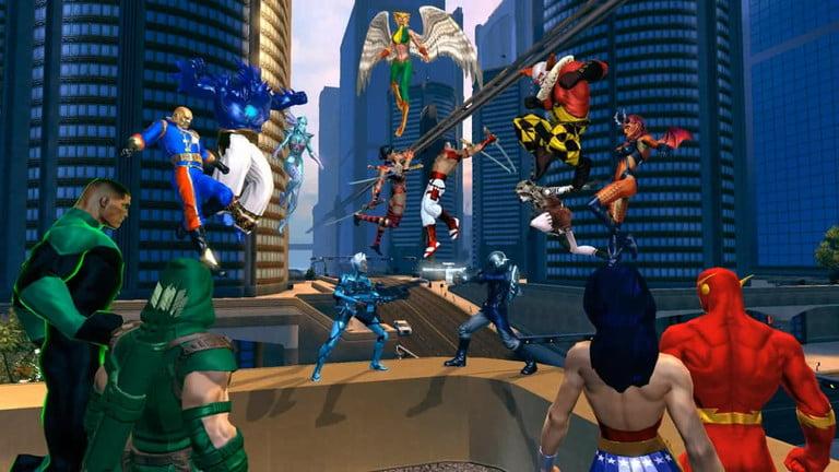 game online gratis terbaik - DC Universe Online