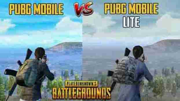 Perbedaan PUBG Lite Vs PUBG Mobile