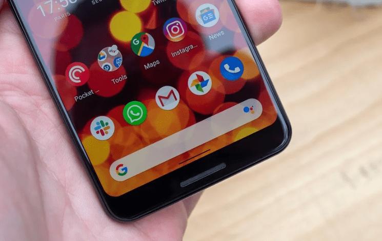Tombol 'Back' Android 10 akan Hilang