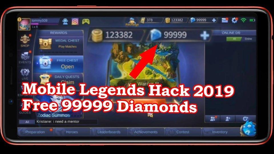 7 Generator Diamond Mobile Legends Ml Gratis Auto Sultan