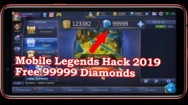 7 Generator Diamond Mobile Legends (ML) Gratis, Auto Sultan!
