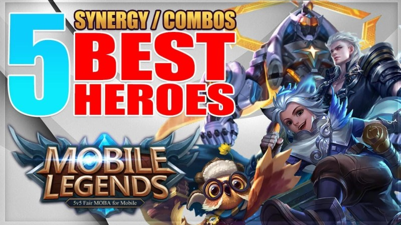 5 Combo Hero Mobile Legends (ML) Paling GG, Auto Win!