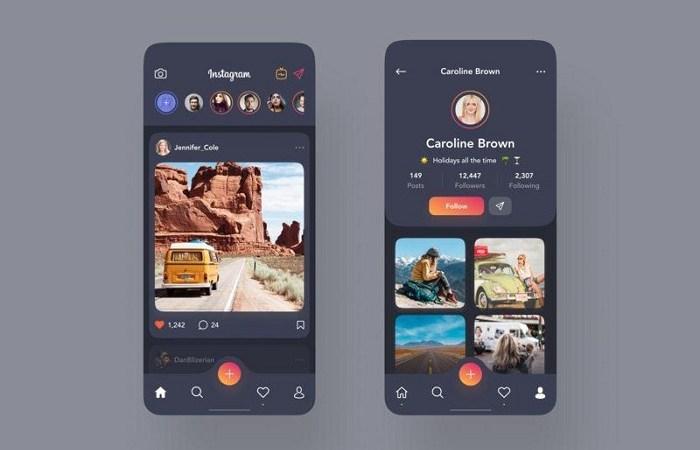 Cara Aktifkan Instagram (IG) Dark Mode di Android & iOs