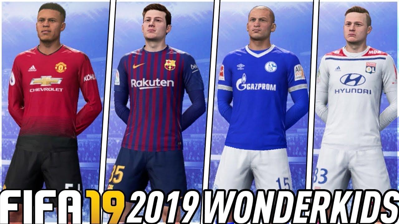 Pemain Muda Terbaik Wonderkids FIFA 19