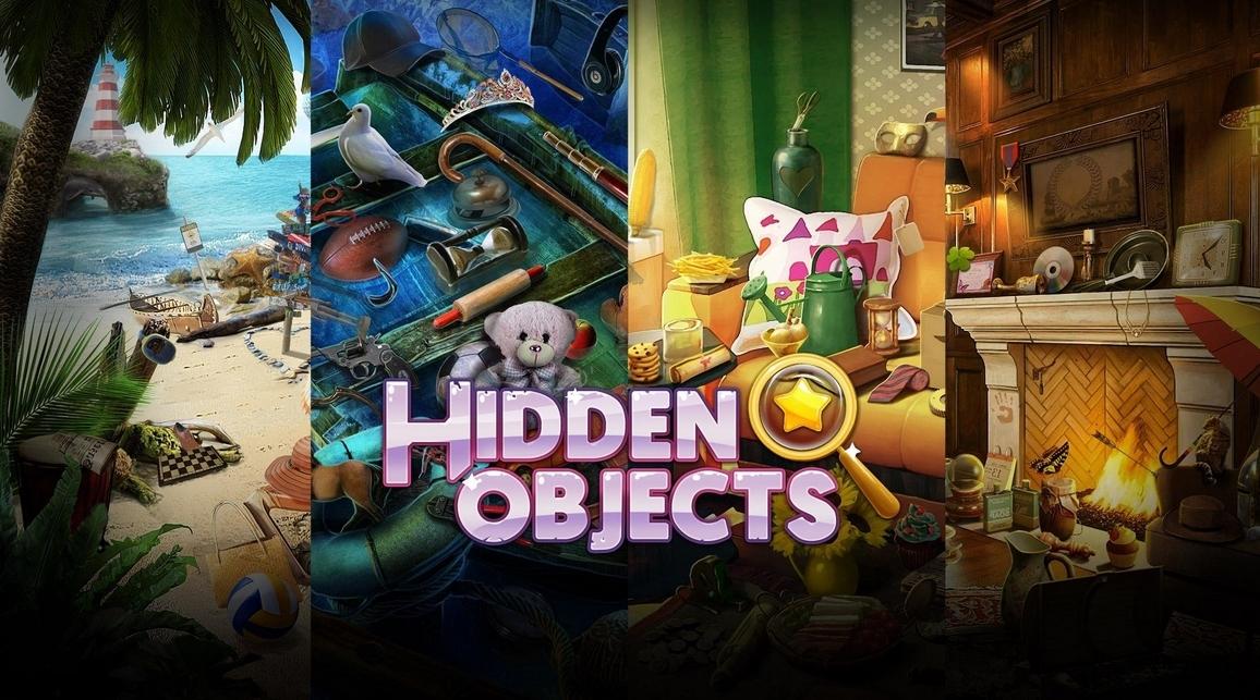 10 Game Hidden Object Terbaik Mencari Benda Tersembunyi