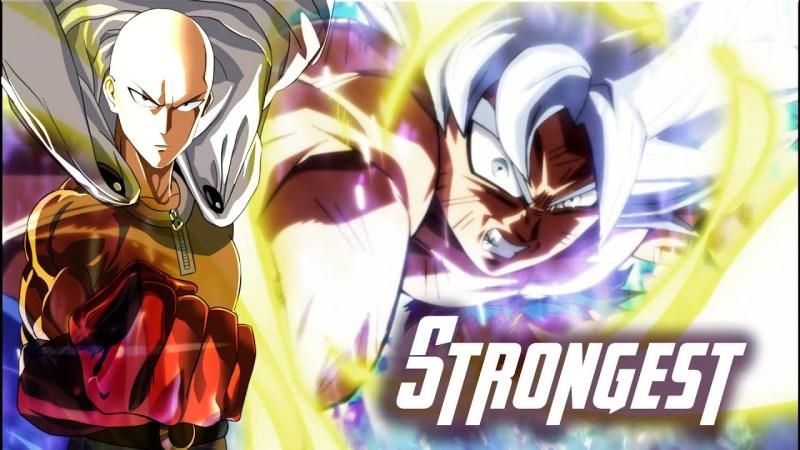 30 Karakter Anime Terkuat & Overpower, Siapa No. 1?