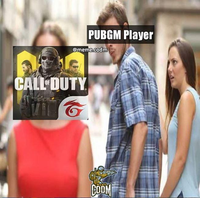 Pemain PUBG Tergoda CODM