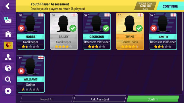 Football Manager 2020 Mobile PC