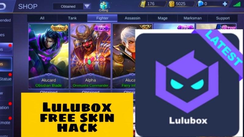 Lulubox Mobile Legends (ML): Cara Download APK & Pakai di 2020