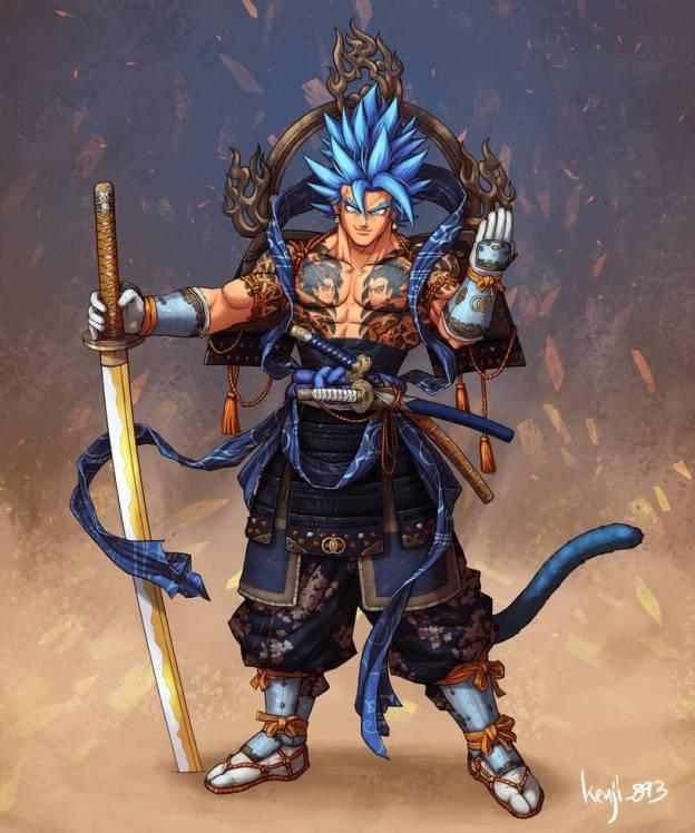 Samurai Vegito