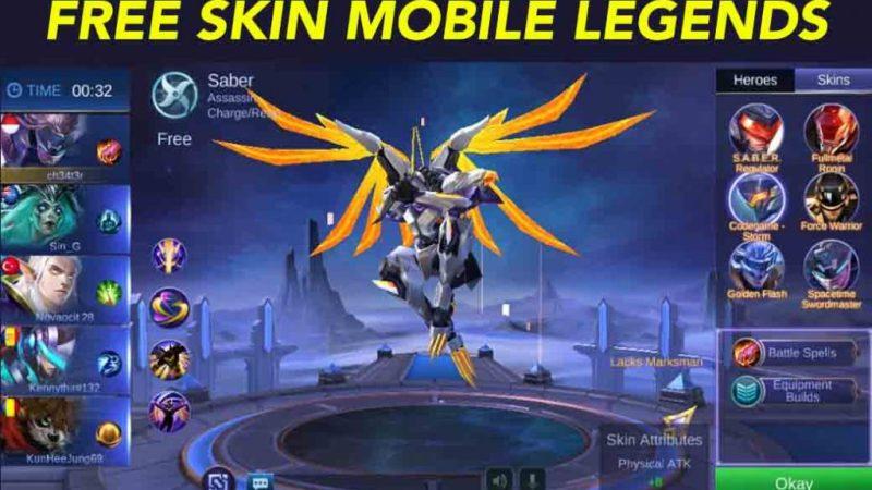 Cheat Skin Mobile Legends (ML) Terbaru di 2020, Unlock ALL!