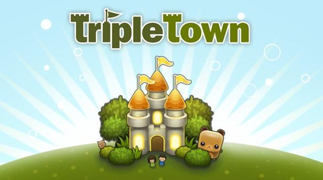 Game teka teki Android terbaik - Triple Town