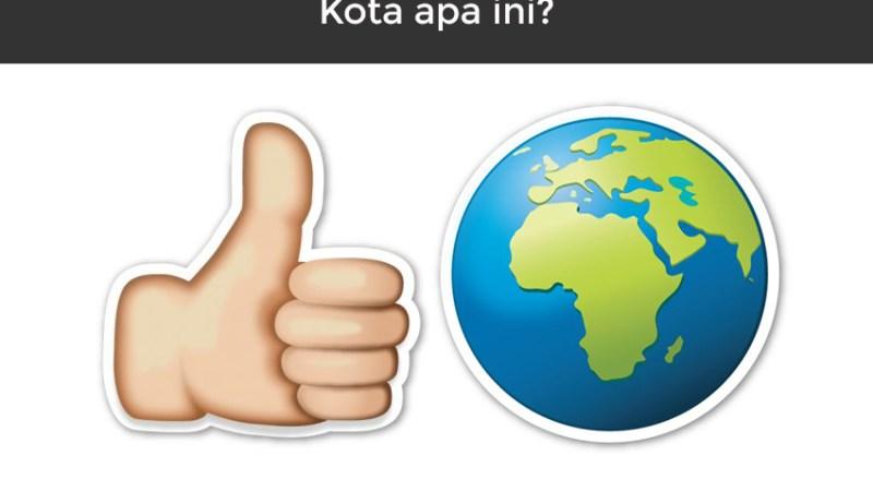 Kunci Jawaban Tebak Nama Kota di WhatsApp (WA)