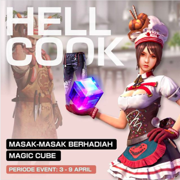 Event Hell Cook