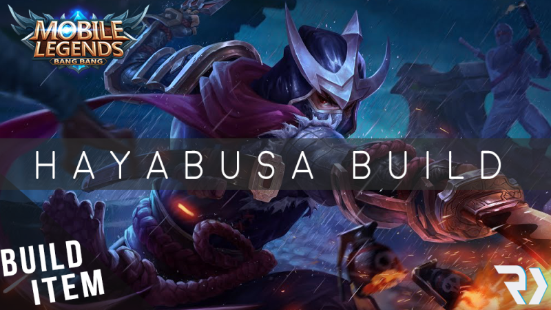 7 Build Item Hayabusa Mobile Legends Tersakit, Dijamin GG!