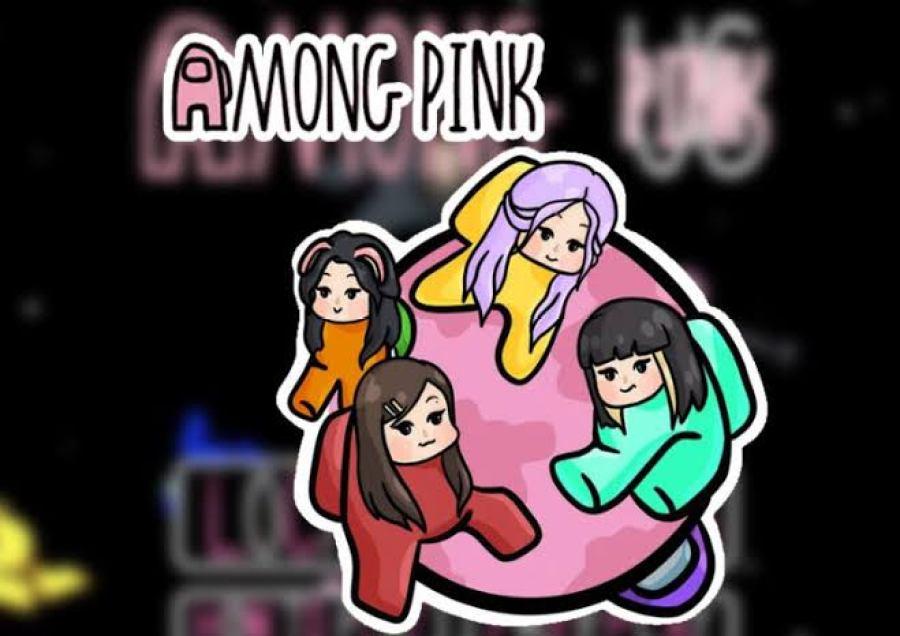 Cara Instal Among Us Pink Mod Apk