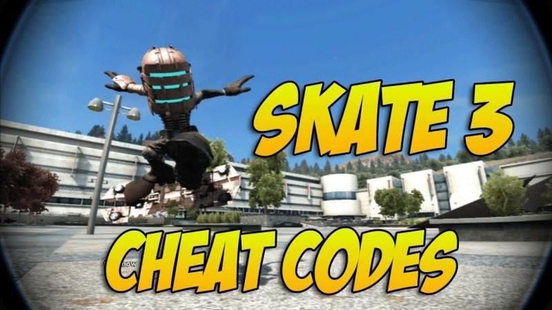 Menang Lebih Mudah dengan Kode Cheat Skate 3