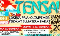 "Permalink ke TENSAI 5th ""Brace Yourself Be a Champion"""