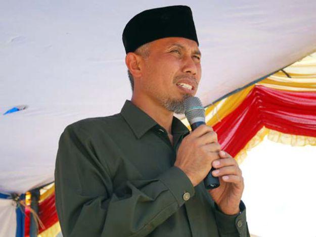 Walikota Padang, Mahyeldi Ansarullah