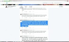 Permalink ke Rupiah Jeblok, SBY Curhat di Twitter
