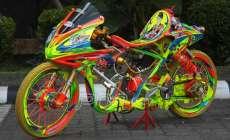 Permalink ke Honda Scoopy 2011 Bertemakan MotoGP Honda Dani Pedrosa