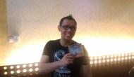 Permalink ke Promo Single 'Bunga', Christo Sambangi Padang