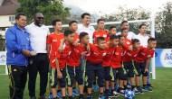 Permalink ke Final Danone Cup, Delegasi Indonesia Latihan di Malang
