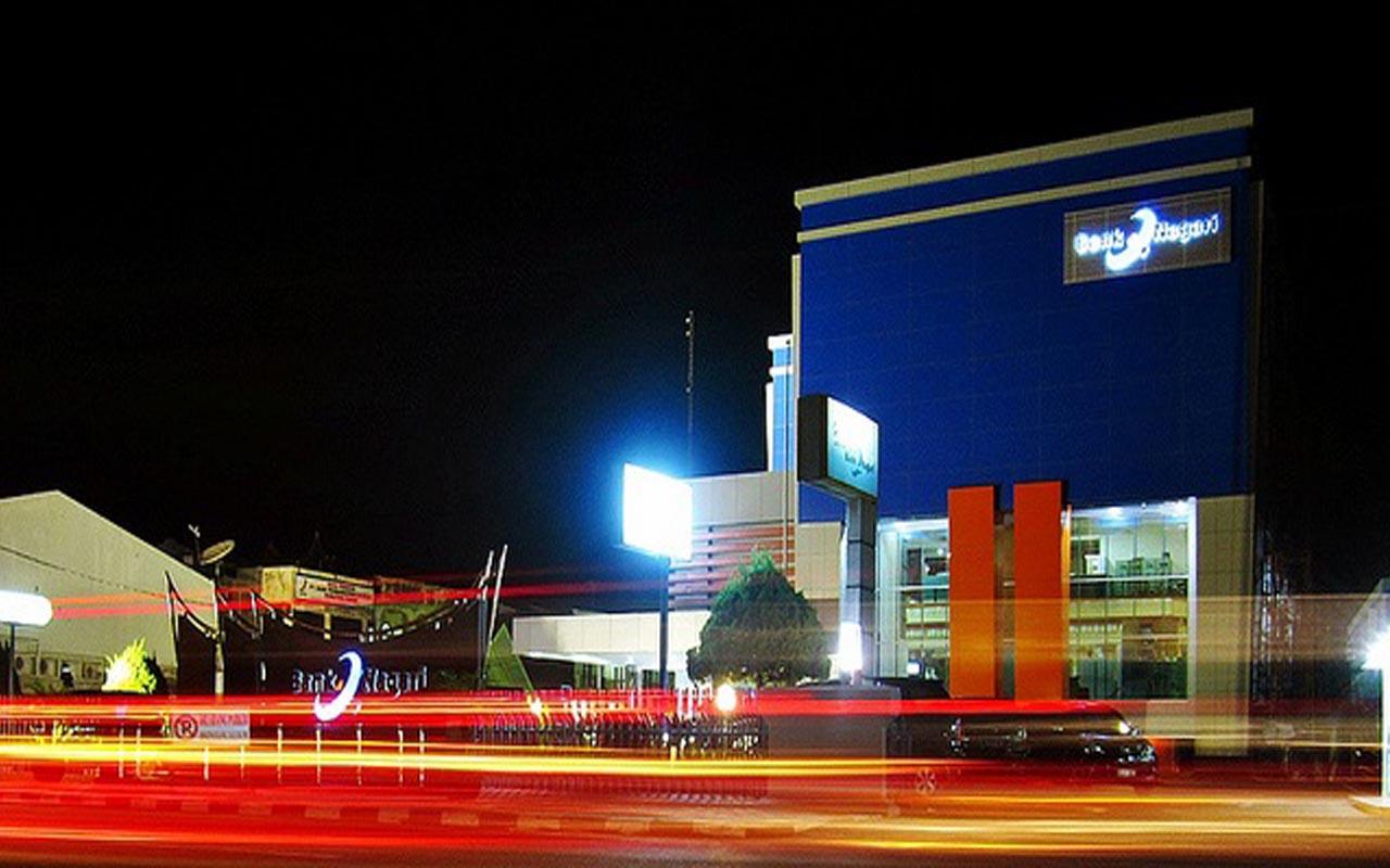 Kantor Pusat Bank Nagari. Foto : Internet
