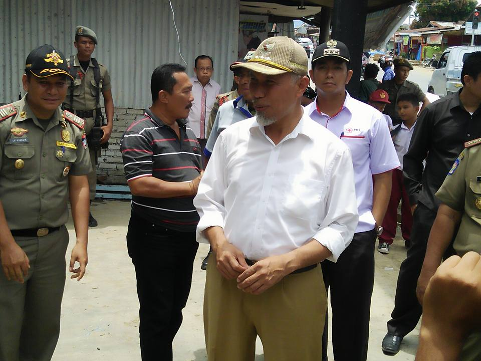 Walikota Padang, Mahyeldi Ansarullah. Foto : Istimewa