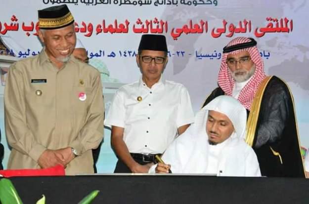 Deklarasi Padang Wujud Komitmen Persatuan Umat.